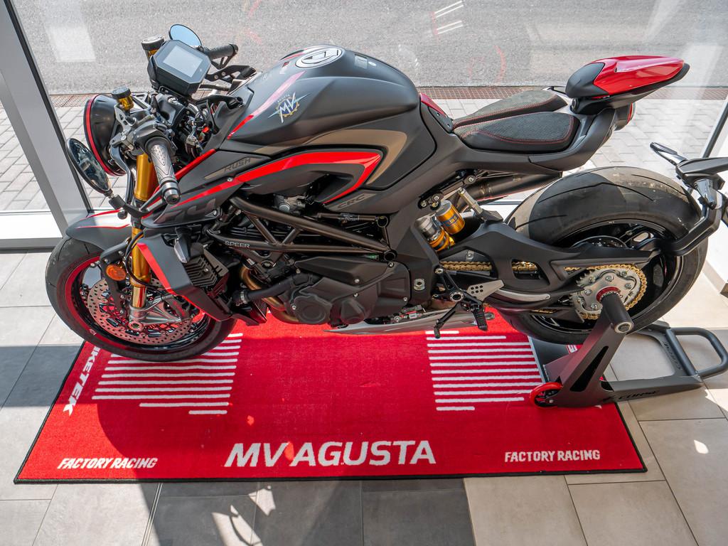 MV Agusta Rush