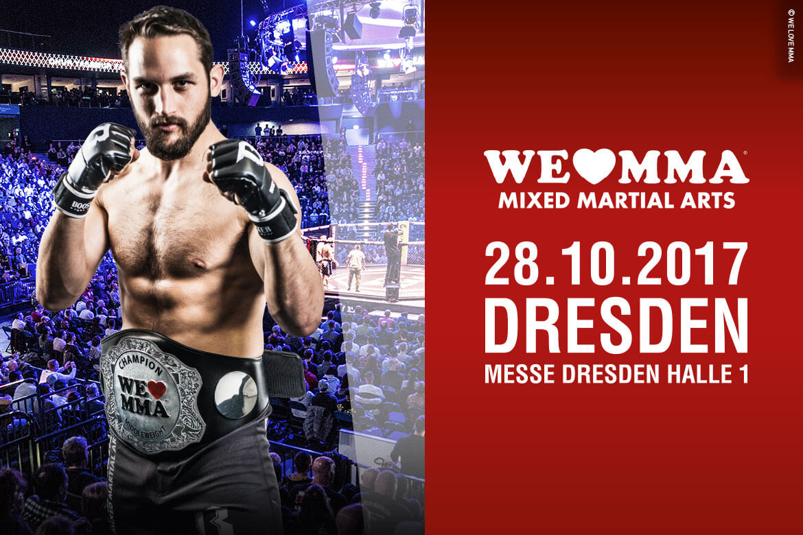 Kooperation mit We Love MMA