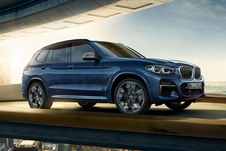 Der neue BMW X3 – Jetzt für 349,- € im Monat.