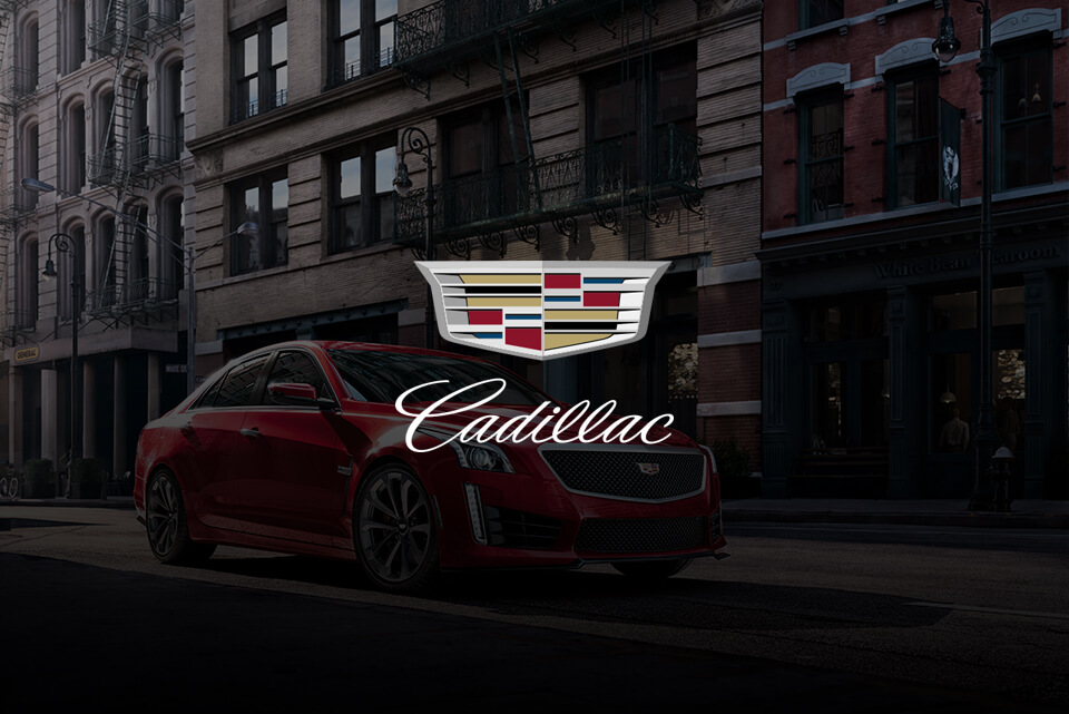 Carbon Black Edition für Cadillac