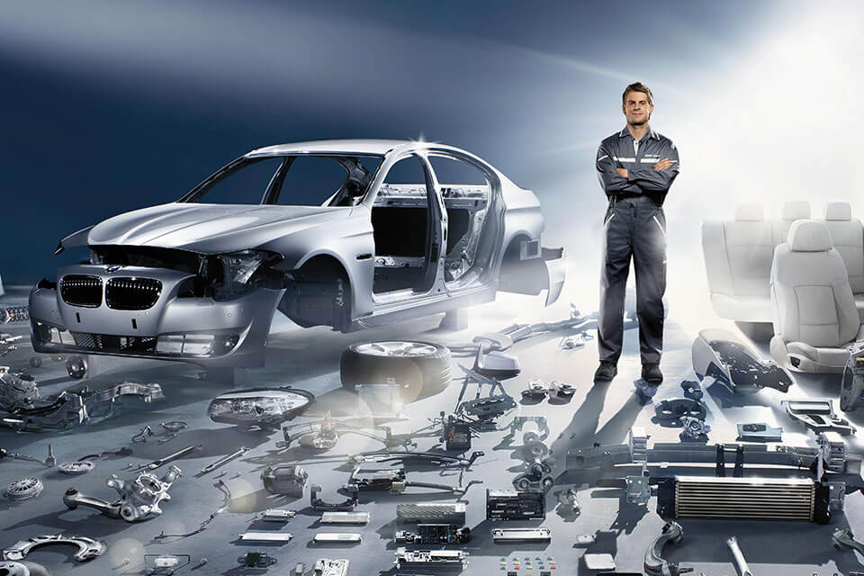 Mitarbeiter (m/w) für Teilevertrieb – BMW | MINI