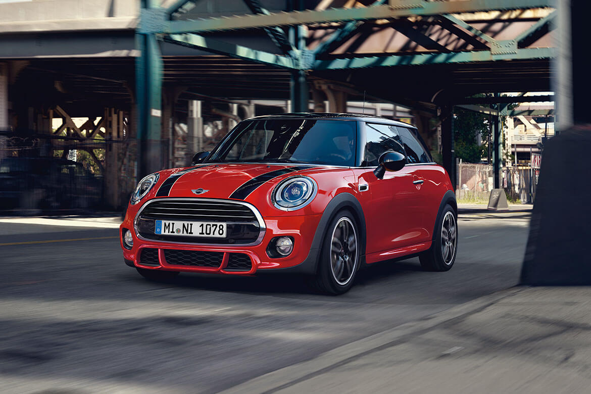 MINI-Leasing: John Cooper Works Exterieur Paket