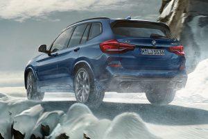 Ein Abenteurer - der neue BMW X3