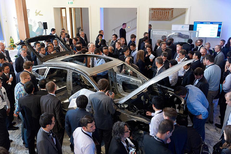 Weltweit bedeutendste Auszeichnung im Karosseriebau für BMW