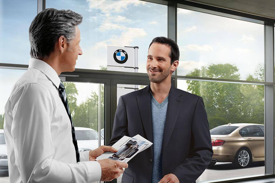 Verkäufer (m/w/d) gebrauchte Automobile – BMW