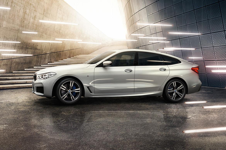 Erweiterte Modellauswahl BMW 6er GT Diesel