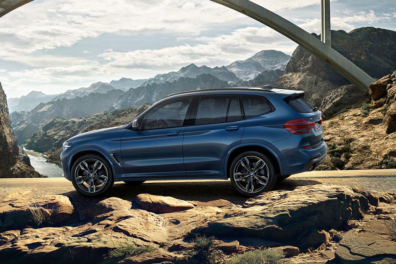 Abenteurer-Neuauflage: Der neue BMW X3
