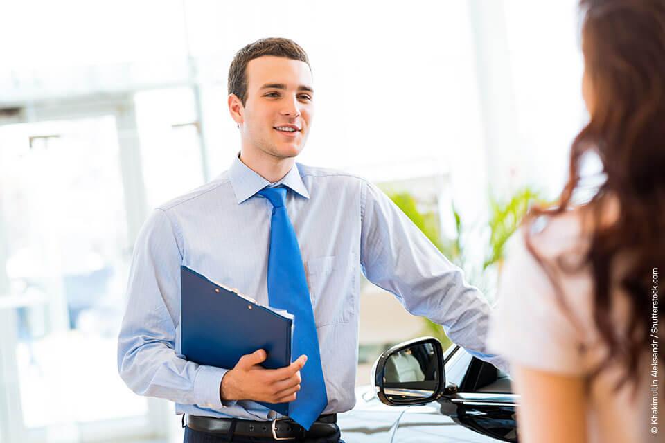Ausbildung zum Automobilkaufmann/-frau – BMW