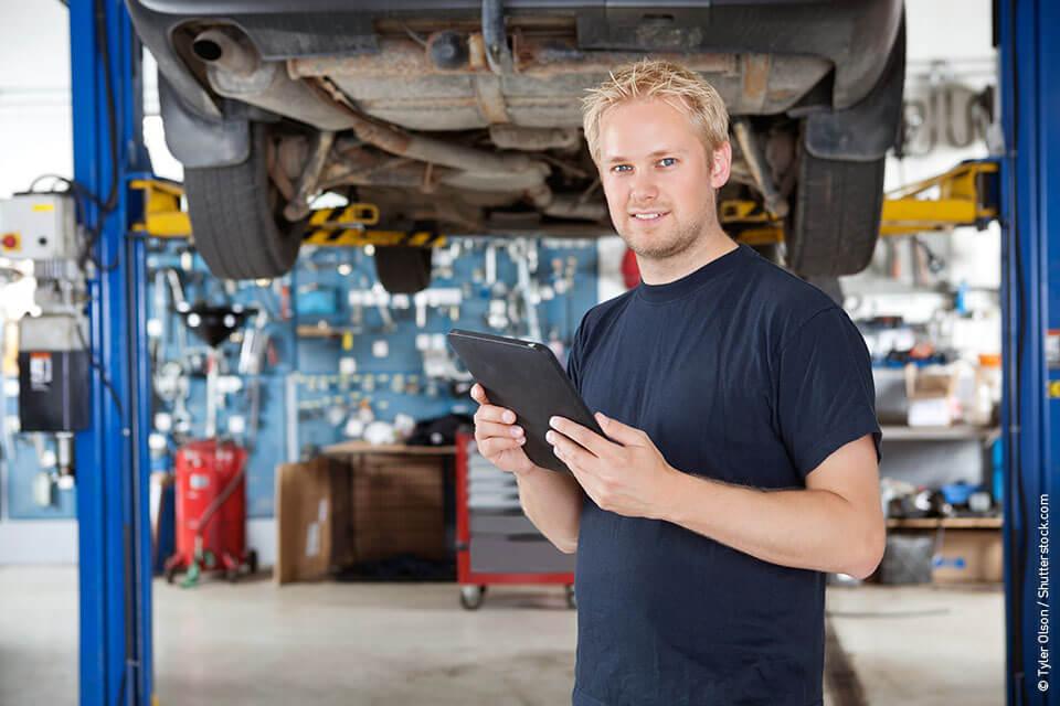 Ausbildung zum Kfz-Mechatroniker (m/w/d) für System- und Hochvolttechnik – BMW