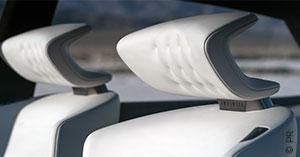 Infiniti Concept Car Sitz