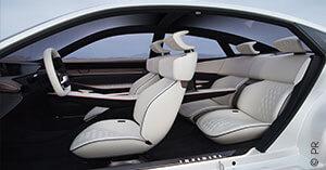 Infiniti Concept Car Interieur