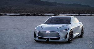 Infiniti Concept Car
