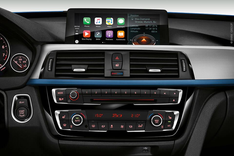 """Zwei Titel für BMW beim """"Connected Car Award"""""""
