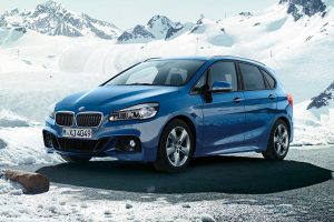 BMW 2er Active & Gran Tourer – Facelift 2018 – blau