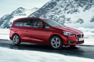 BMW 2er Active & Gran Tourer – Facelift 2018 – rot