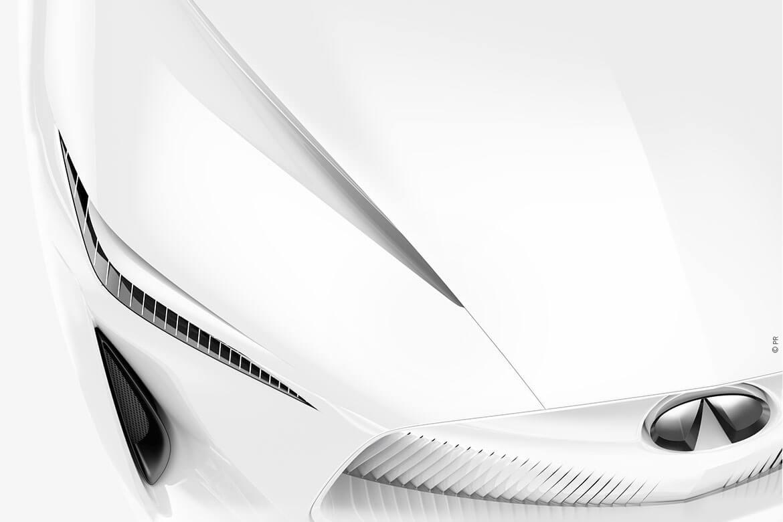 Weltpremiere für das neue INFINITI Concept Car