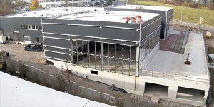 Baustellenbild 5 Dezember 2017