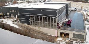 Baustellenbild 4 Dezember 2017