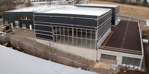 Baustellenbild 3 Dezember 2017