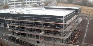 Baufortschritt Januar 2018, Bild 5