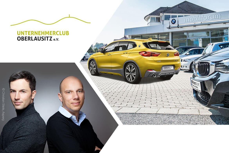 """Vortrag & Fahrzeugpräsentation: """"BMW X2 Tag"""" in Bischofswerda"""