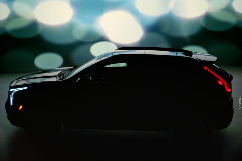 Cadillac präsentierte den ersten XT4 zur Oscar-Verleihung