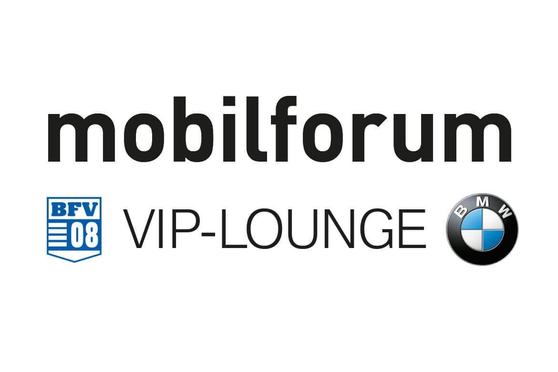 Offizielle Präsentation der mobilforum VIP-Lounge