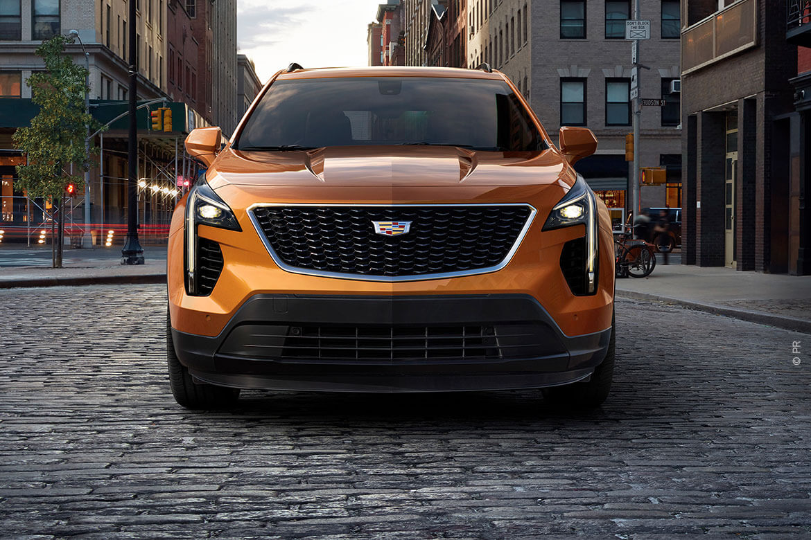 Cadillac XT4 Premiere in den USA