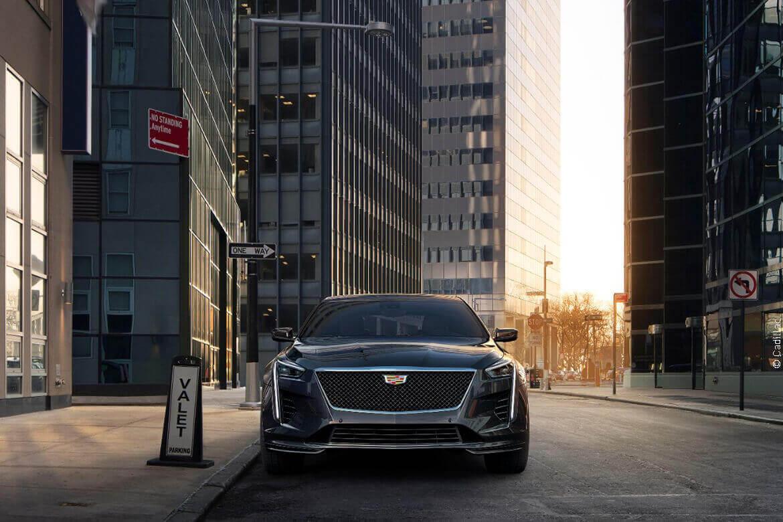 Cadillac stellt den ersten CT6 V-Sport vor