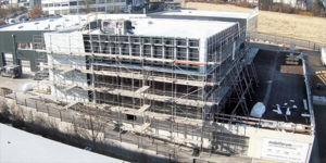 Baufortschritt Februar 4
