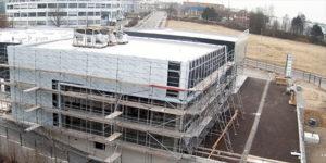 Baufortschritt Februar 5