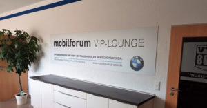 mobilforum VIP-Lounge beim BFV 08