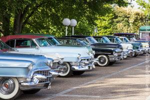 Cadillac Club Event – Classic Cars. © Classic Cadillac Club Deutschland e.V.