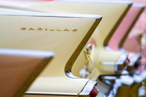Fahrzeuge zum Cadillac Club Event. © Classic Cadillac Club Deutschland e.V.