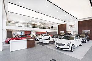 Cadillac-Standort Neues Autohaus Dresden-Kesselsdorf – 1