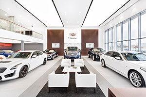 Cadillac-Standort Neues Autohaus Dresden-Kesselsdorf – 2