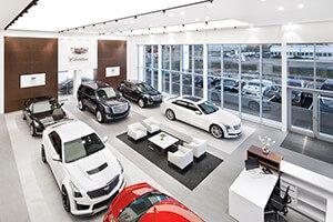 Cadillac-Standort Neues Autohaus Dresden-Kesselsdorf – 4