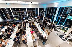 Cadillac-Standort Dresden-Kesselsdorf – Eröffnung