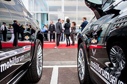 Cadillac-Standort Dresden-Kesselsdorf – Eröffnung 2