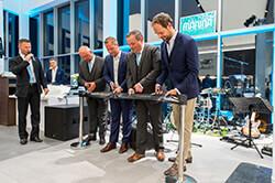 Cadillac-Standort Dresden-Kesselsdorf – Eröffnung 3