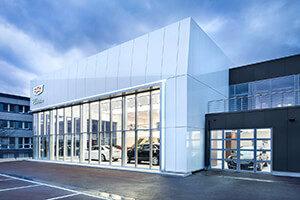 Eröffnung neues Autohaus Dresden-Kesselsdorf - 10