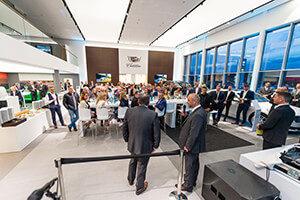 Eröffnung neues Autohaus Dresden-Kesselsdorf - 1