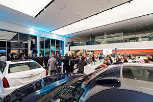 Eröffnung neues Autohaus Dresden-Kesselsdorf - 4