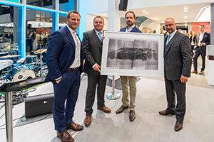 Eröffnung neues Autohaus Dresden-Kesselsdorf - 6