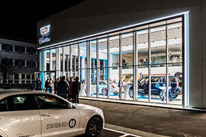 Eröffnung neues Autohaus Dresden-Kesselsdorf - 7