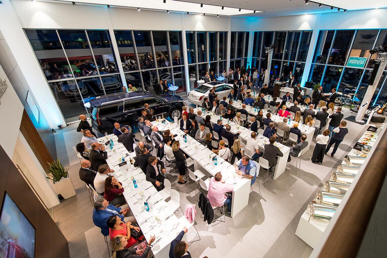 Bildergalerie // CADILLAC Grand Opening