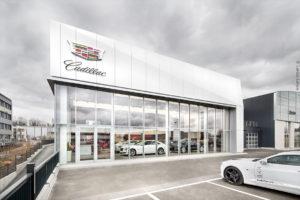 Neues Autohaus Dresden-Kesselsdorf