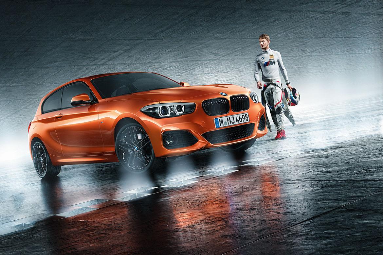 EIN EINSER IN SPORT. Der BMW 1er Edition Sport Shadow ab nur 249,- € monatlich.*
