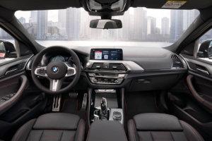 BMW X4 – Cockpit