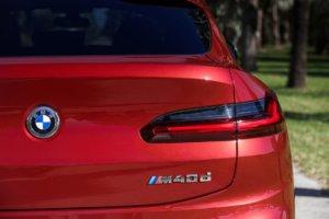 BMW X4 – Detail